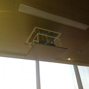 Ceiling Lift for Projector